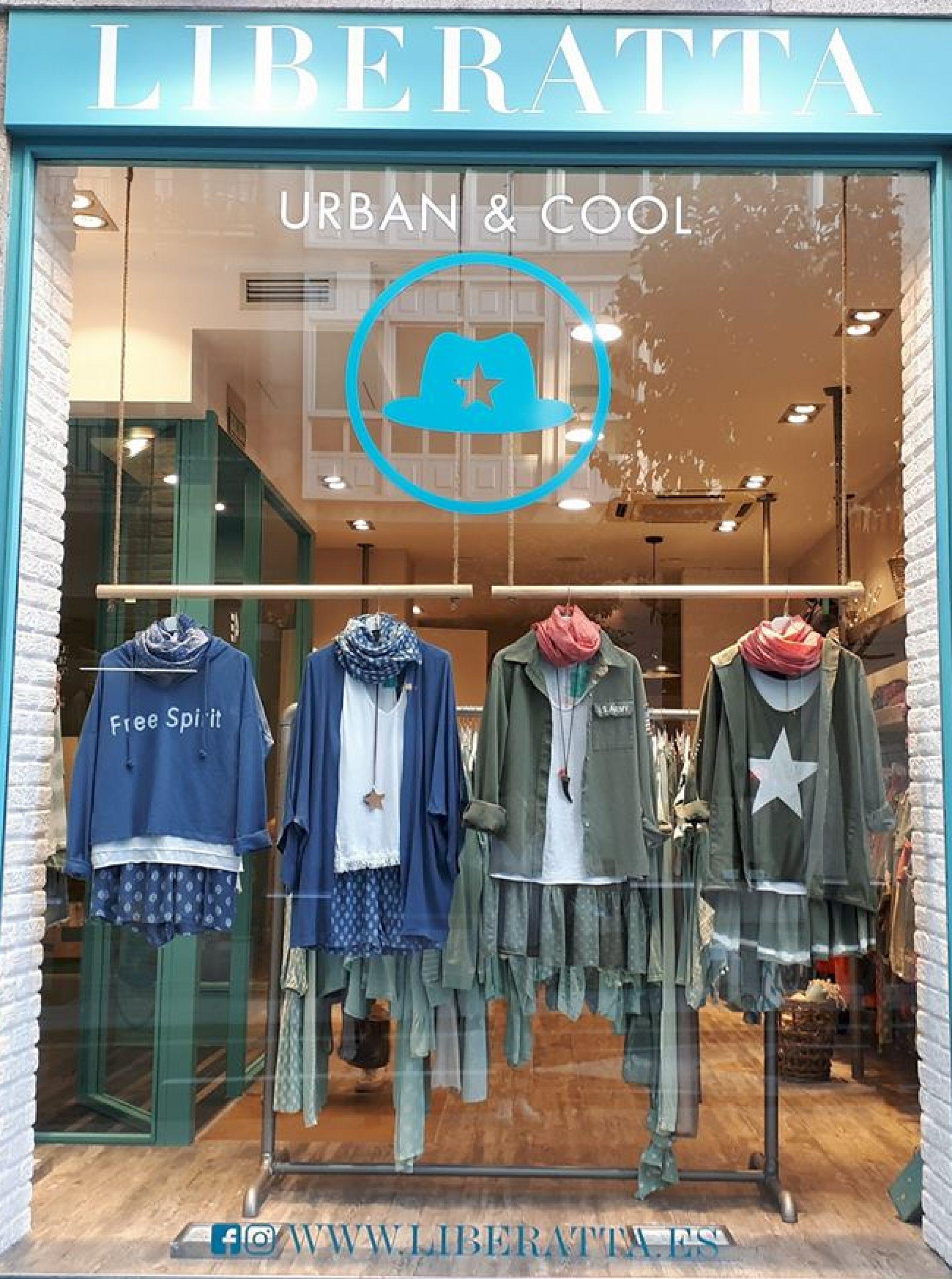 Liberatta shop - Tu tienda y marca de ropa