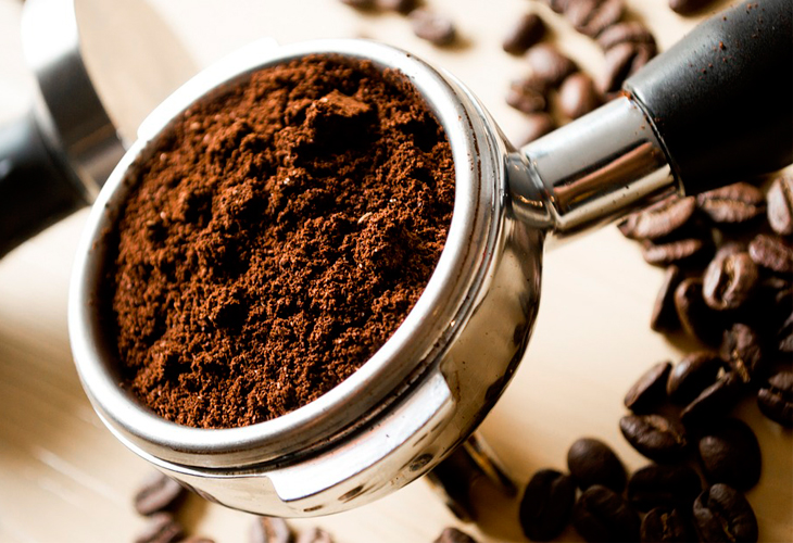 Exfoliante anticelulítico con café
