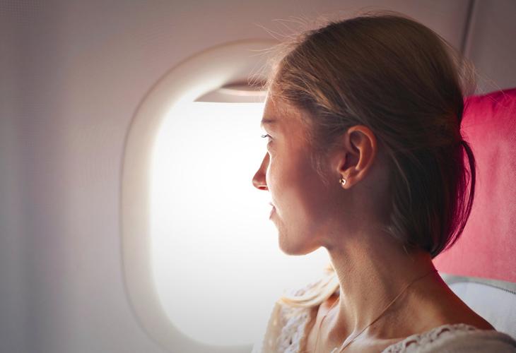 Trucos de belleza y moda para viajar en avión