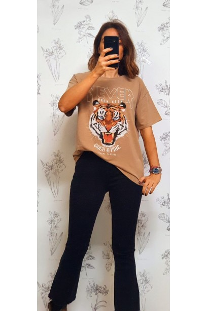 Camisetas camel never